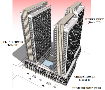 The Capital Towers Quezon City